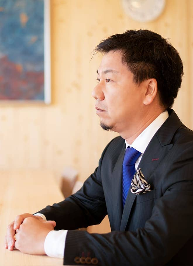 アクア不動産株式会社 代表取締役 吉田 博政  alt=